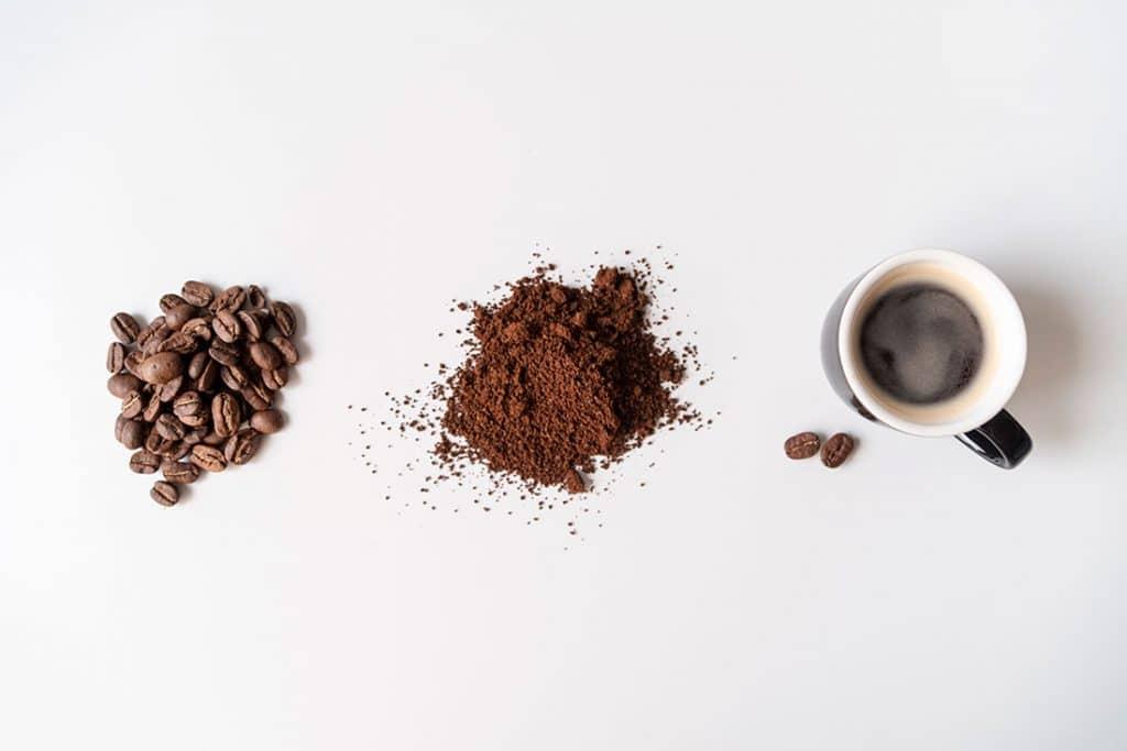 กาแฟ, คาเฟอีน