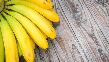 กล้วย, กล้วยหอม, ลดน้ำหนักด้วยกล้วย