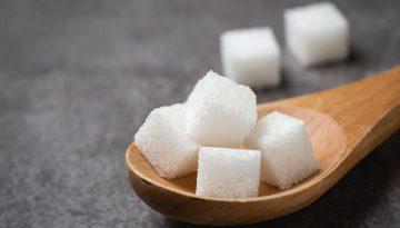 น้ำตาล, ปริมาณน้ำตาลที่แนะนำ