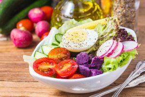 สลัด, salad
