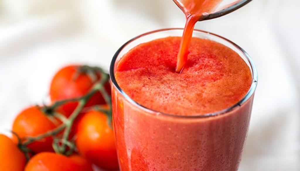 น้ำมะเขือเทศ (Tomato Juice) ดื่มตอนไหนและดียังไง? - Fit Terminal