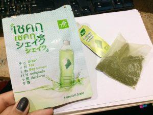 ชาเขียวเซเว่่น