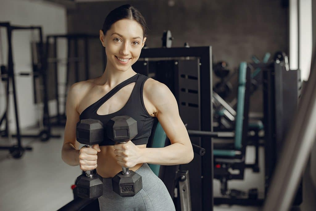 การออกกำลังกายเพื่อเผาผลาญไขมัน