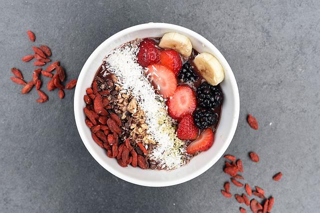 carb cycling, granola, breakfast, อาหารเช้า, กราโนล่า