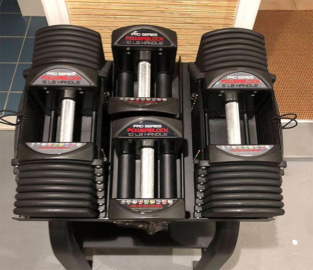 Power Block Pro Series