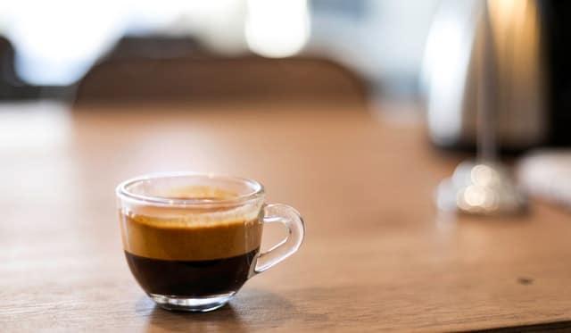 กาแฟ, กาแฟดำ, อเมริกาโน่