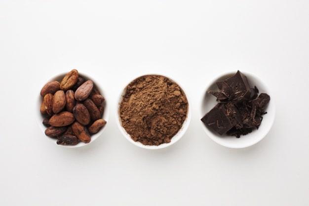 คาเคาและช็อกโกแลต