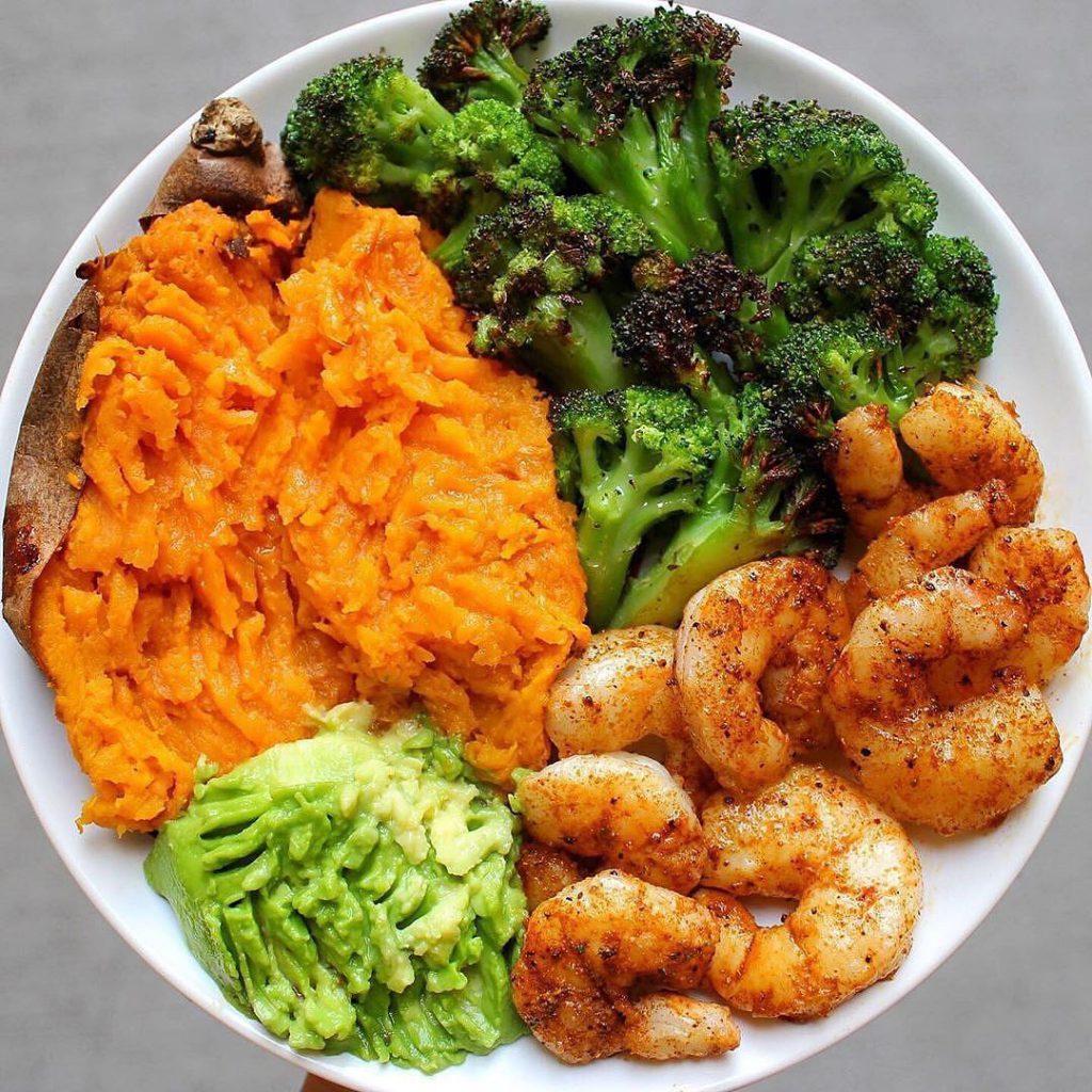 อาหารที่สมบูรณ์, กินอาหารครบ