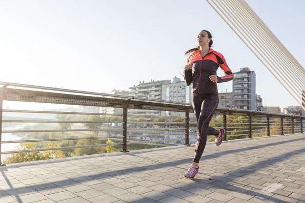 การออกกำลังกายด้วยการวิ่ง