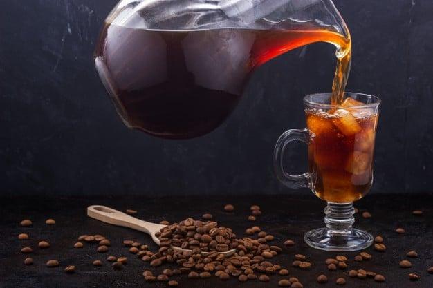 กาแฟ cold drip