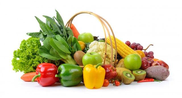 ผัก-ผลไม้-เส้นใยอาหาร
